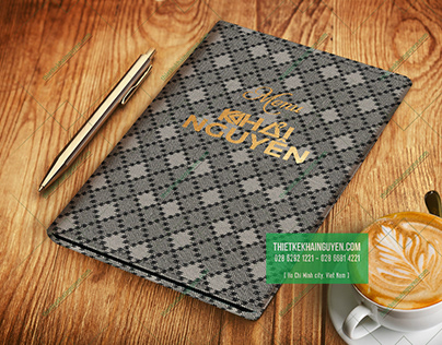 10++ Best restaurant menu cover
