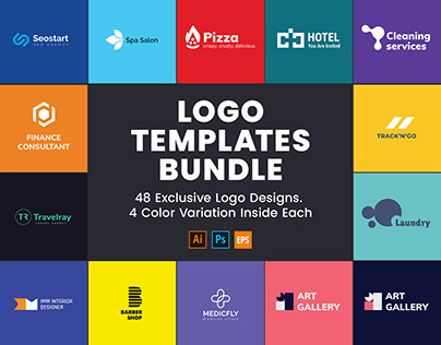 Logo Template Bundle