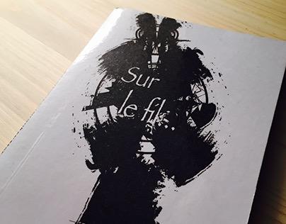 """""""Sur le fil"""", illustration"""
