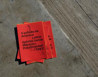Zine A solidão da América Latina