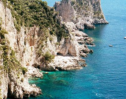 35mm Along the Coast of Italy