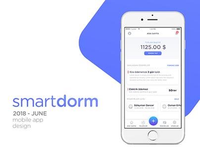 Smart Dorm App