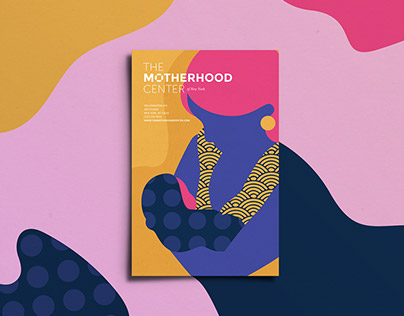 The Motherhood Center of New York Branding
