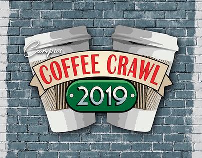 Logo - Campus Coffee Crawl - OU Housing & Food