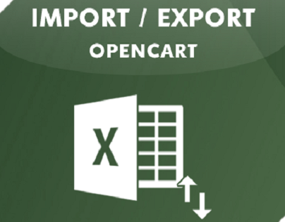 Import Export Opencart Module By FmeAddons
