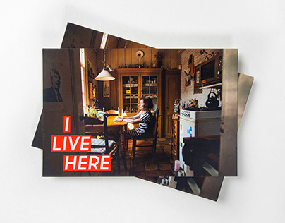We Live Here – campaign