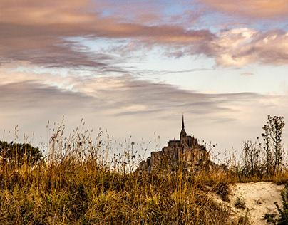 2019_08_14 Le mont saint Michel