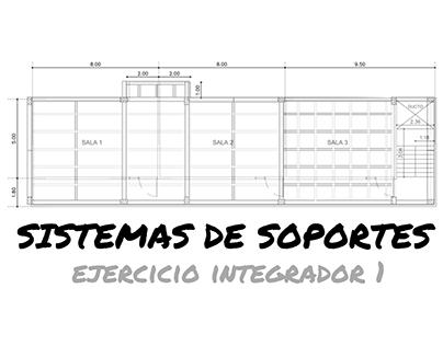 SISTEMAS DE SOPORTE - INTEGRADOR 1