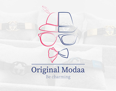 Original Modaa - Brand Identity