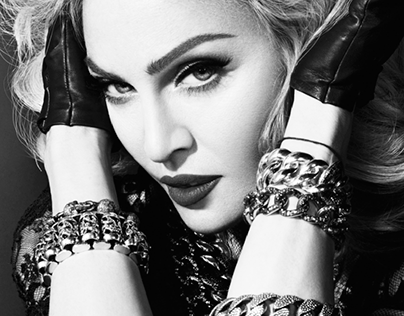 Madonna by Mert/Marcus (Interview Magazine)