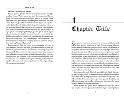 Christy's Book Design Portfolio