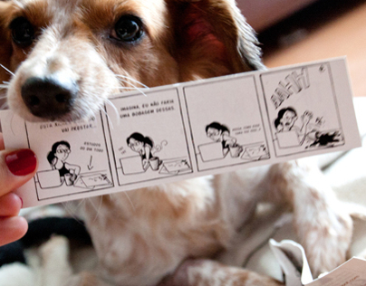 'Tira Com a Minha Cara' webcomics