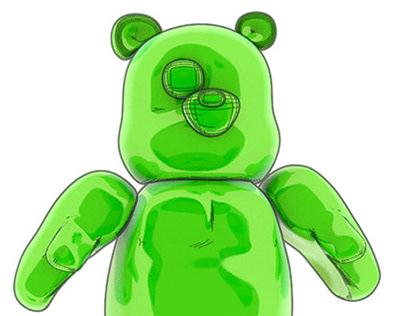 GUMMY BEAR - Jelly Toon