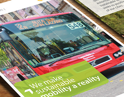 We make sustainable mobility a reality / Postcards