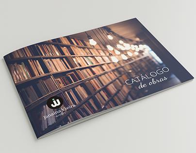 [catálogo] Obras da Escritora Janaina Vieira