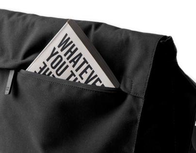 Bluelounge® Messenger Bag