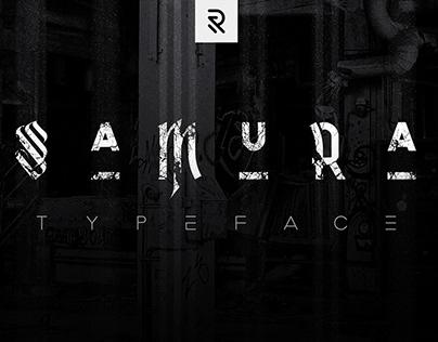 SAMURA - Decorative Typeface