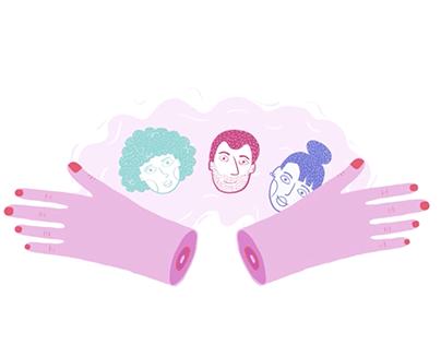 La pipol - Friendship spectrum