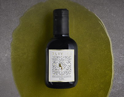 Olivica - olive oil packaging