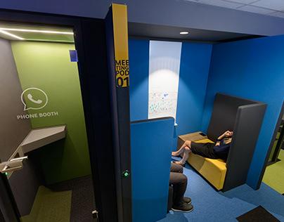 InsideLab phone booth