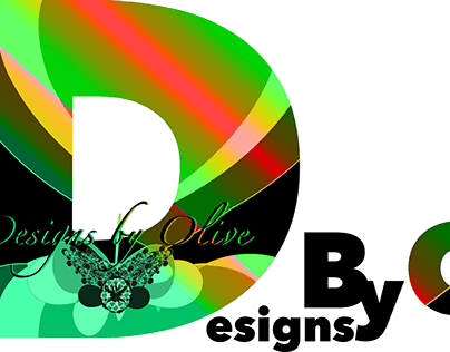 DESIGNS BY OLIVE LOGO REVAMP