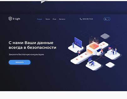 Redesign of website