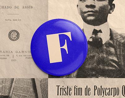 O Folhetim - Identidade Visual