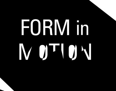 Form In Motion