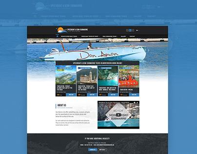 Speedboat & Semi Submarine