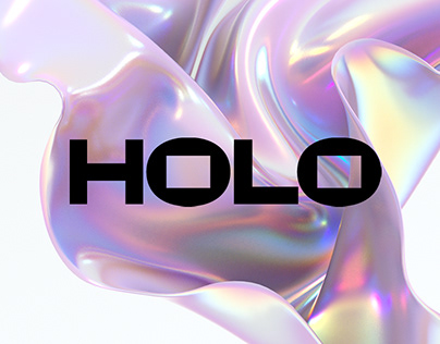 HOLO - Holographic Textures Collection