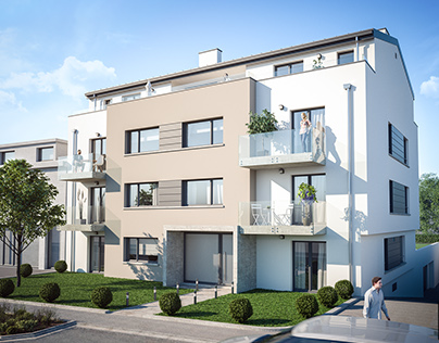 Apartments in Kayl (Luxembourg)