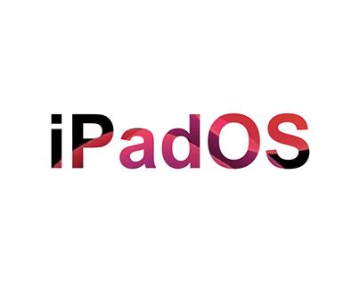 iPadOS Intro Animation