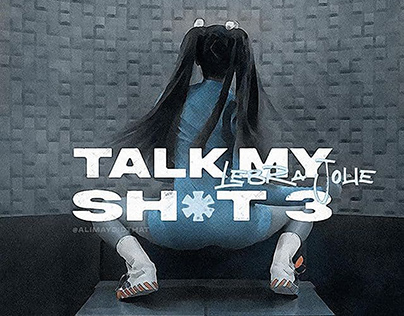 Lebra Jolie - Talk My Sh*t • cover art