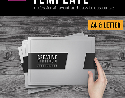 Portfolio Design Template