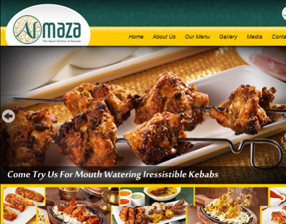 Almaza Fine Dining Restaurant