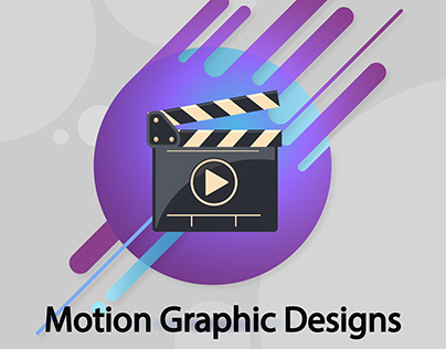 Motion Graphic Designs