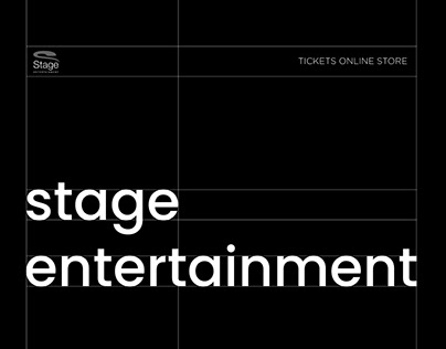 Stage Entertainment   Tickets online store