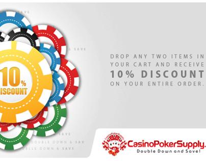 Casino Poker Supply