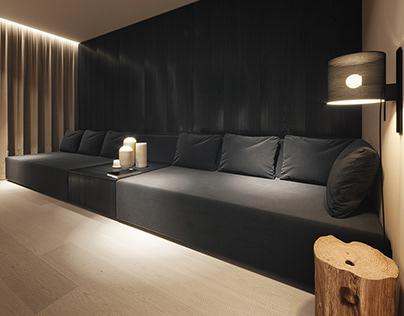 Apartament in Serbia