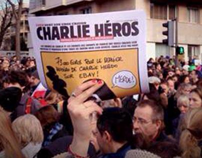 CHARLIE HÉROS ⊕ JOURNAL HOMMAGE