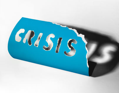 Crisis is.