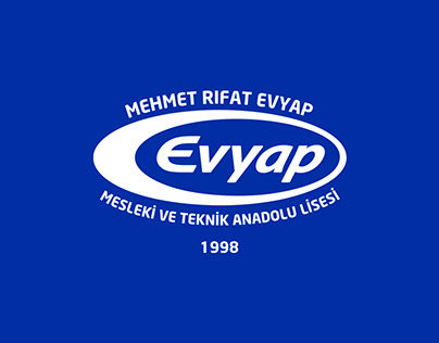 Evyap High School - Rebranding