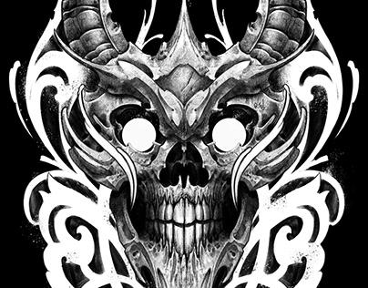 More skull designs!