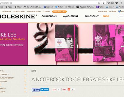 Branded Content: Moleskine