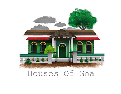 Houses Of Goa