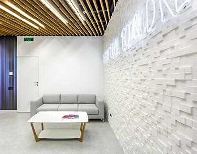 Klitchko Foundation interior