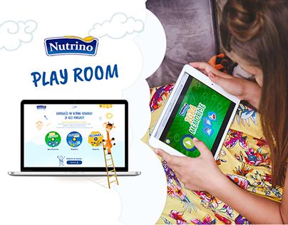 Nutrino Game Room