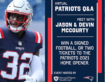 Meet N' Greet with Devin & Jason McCourty for HPHC