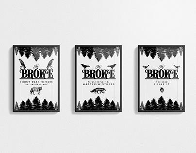 The Broke - Cartel