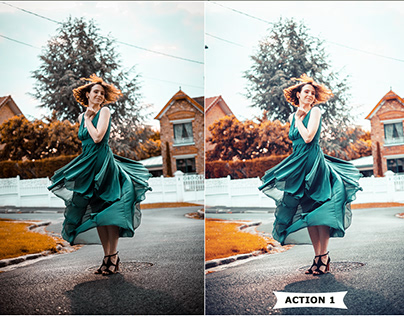 Instagood Photoshop Actions Download